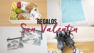 IDEAS DE REGALOS PARA SAN VALENTÍN