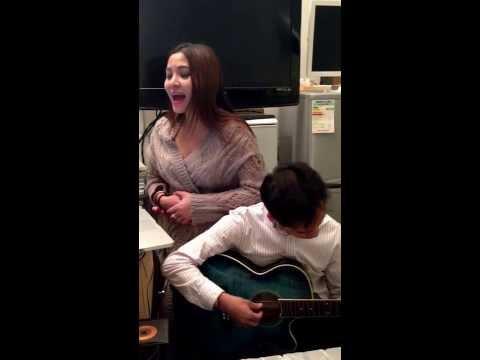 「他說 」 陳譽之anya 搞笑吉他版