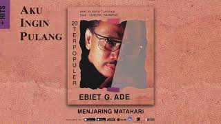 Ebiet G. Ade - Menjaring Matahari
