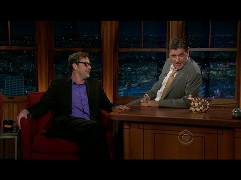Late Late Show with Craig Ferguson  11/7/2011 Jeffrey Dean Morgan, The Grascals