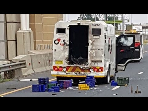 Crime Stop : N12 Cash-in-transit Heist