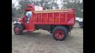 1929 Mack AK Dump Truck