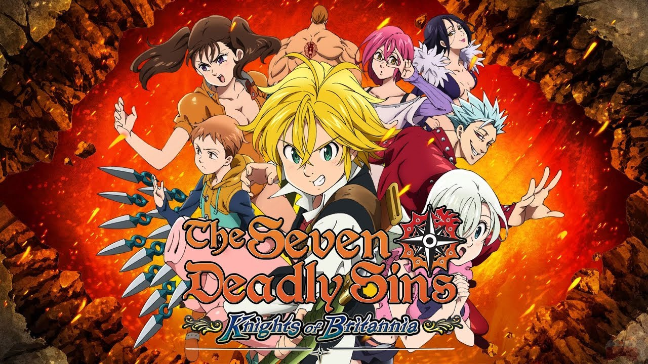 Bs.To Seven Deadly Sins