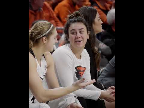 Oregon State Beavers - Beavers move up to #7 in AP Women's hoop poll. Face #11 Stanford Friday!!