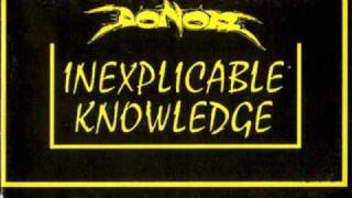 Donor - Inexplicable Knowledge
