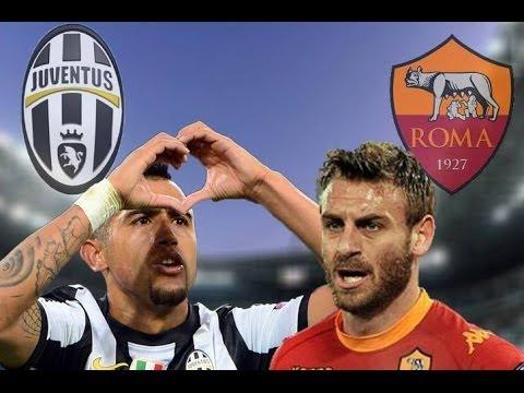 JUVENTUS ROMA 3-0 - IL COMMENTO (Parodia)