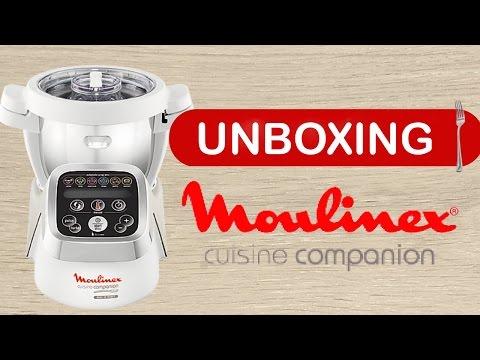 Moulinex cuisine companion rob compacto e eficiente doovi - Moulinex cuisine companion vs thermomix ...