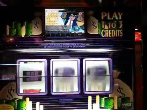 Money Bags Slot Machines