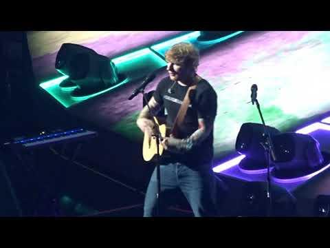 "Ed Sheeran ""Nancy Mulligan"" 9.20.17 @ Capital One Arena in Washington D.C."