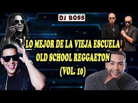 Lo Mejor de la Vieja Escuela del Reggaeton - Old School Reggaeton (Vol. 10) | Daddy, Tego, Don, Zion