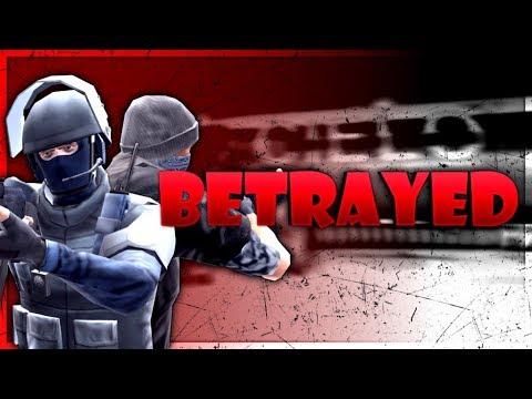 Critical Ops - Betrayed My Friend...