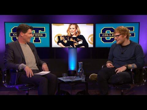 Ed Sheeran: Every artist wants to be bigger than Adele.
