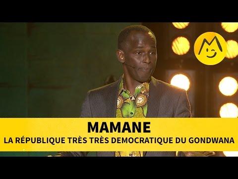Mamane - La République très très démocratique du Gondwana