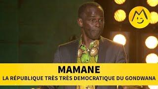 Mamane - La République très très démocratique du Gondwana streaming