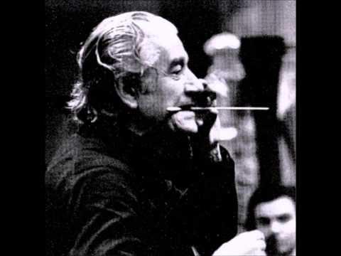 "Sergiu Celibidache ""Symphony No 5"" Tchaikowsky"
