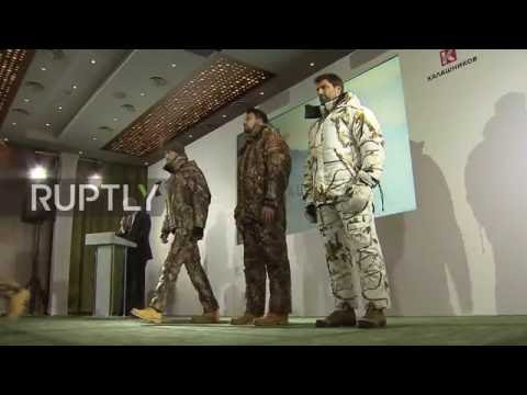 Russia: Kalashnikov opens own-brand store at Moscow