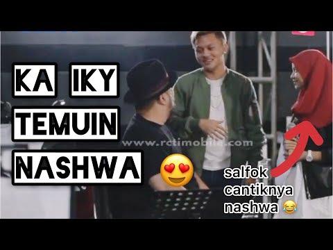 NASHWA ZAHIRA DI KUNJUNGI RIZKY FEBIAN Sebelum Tereliminasi INDONESIAN IDOL JUNIOR 2018