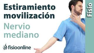 Estiramiento y movilización del Nervio ...