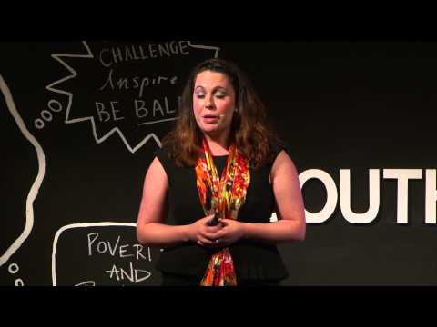 The Grass is Greener Where You Water It: Jade Demnar at TEDxSouthBankWomen