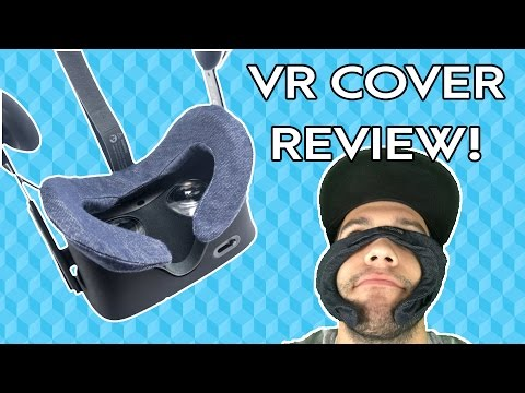 An Excellent Solution to Sweating in VR - VR Cover Review (VR Hardware Review)