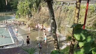 Кындыг горячие источники Абхазия