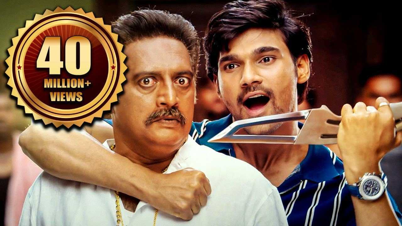 Download Bellamkonda Sreenivas South Movie  South Action Movies Hindi Dubbed 2021  Inspector Vijay Full Movie