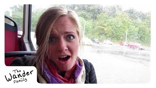 VIENNA: On the Wrong Bus!?   Travel Vlog Ep. 15