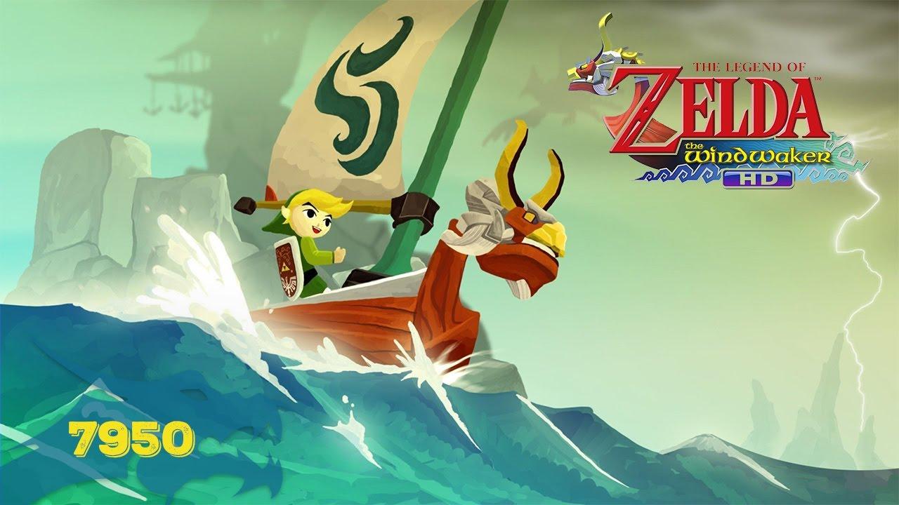 The Legend of Zelda: The Wind Waker HD [Cemu 1 7 3d] - Gameplay on AMD GPU