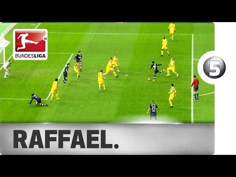 Top 5 Raffael Goals for Hertha BSC