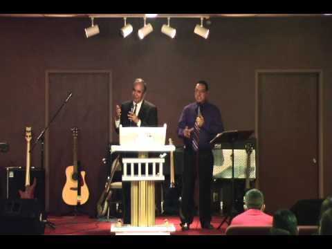 CFC - Pastor Pablo Contreras, Daniel 3:12