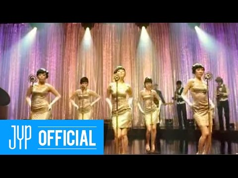 Wonder Girls 'NOBODY (Eng. Ver)' M/V
