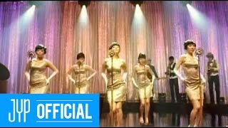 "Wonder Girls ""NOBODY (Eng. Ver)"" M/V"