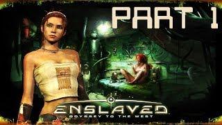 ENSLAVED Odyssey to the West [HD720p] Gameplay Walkthrough Part 1 인슬레이브드 공략 파트 1