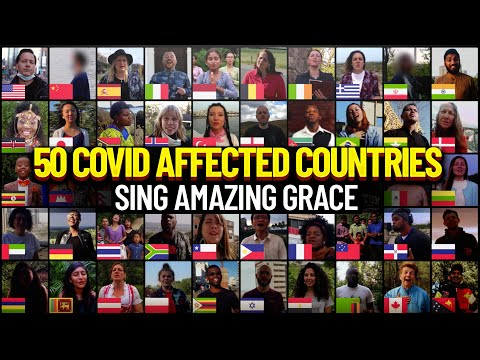 50 Countries Affected By COVID-19 Represented in One Song