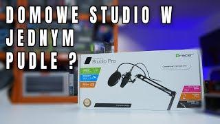 Tracer Studio PRO - kompletny ale czy warty uwagi zestaw do nagrań audio? - TEST