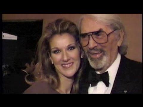 CELINE DION meets GREGORY PECK -1997