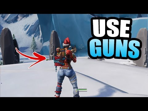 *NEW* How To Have + Use Guns In The Creative HUB In Fortnite | OP Season 7 Glitch