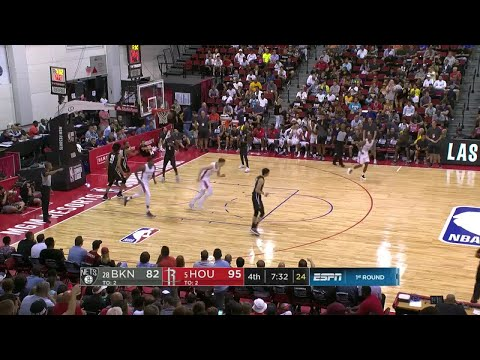 4th Quarter, One Box Video: Houston Rockets vs. Brooklyn Nets