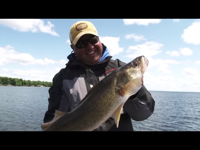 Fishing Report Mile Lacs Middle of June 2019