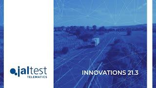 JALTEST TELEMATICS | Innovations 21.3 version
