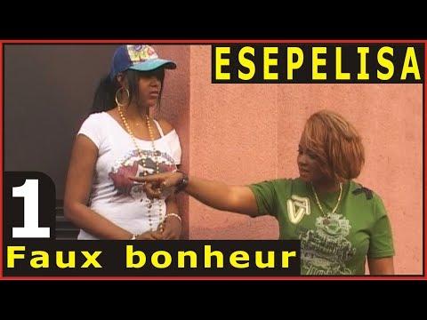 Faux Bonheur Vol 1 - Groupe Les Vainqueurs - Devos Mussoba - Theatre Esepelisa