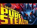KHA'ZIX: HIDDEN OP STRATEGY!? | 6 SECONDS OF PURE STEALTH! - HOW TO DOMINATE EP. 47