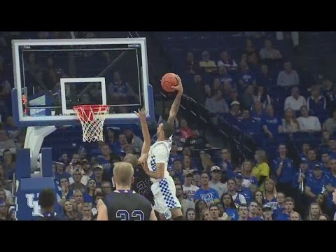 HIGHLIGHTS: UK 156, Asbury 63