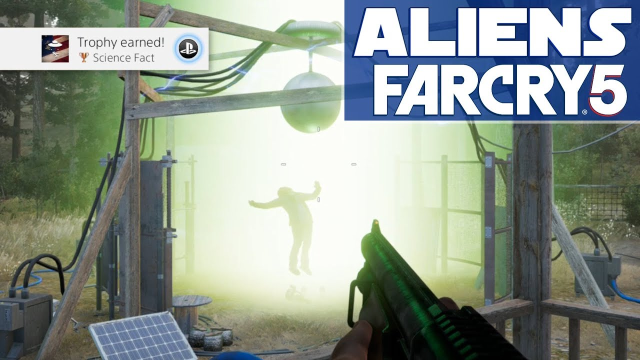 extraterrestre far cry 5