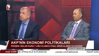 Ekonomi düzelecek mi? Türkiye Nereye / Ümit Özdağ ve Haluk Pekşen - 3. Bölüm - 8 Eylül