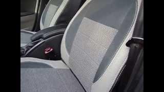 Вид (обзор) установленных Авточехлов в салон Renault Fluence с 2009-