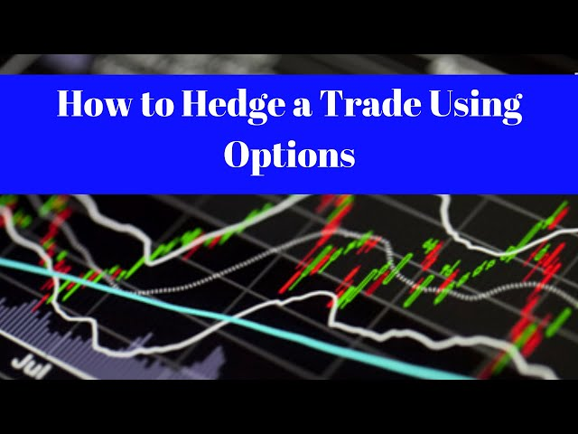 How to Hedge a Trade Using Options [Long Call Condor HEDGE]