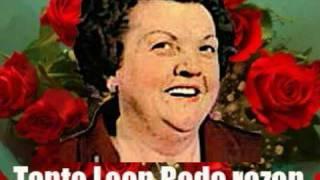 Tante Leen - Rode rozen