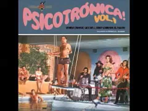Various – Psicotronica! Vol.1 (Spanish Cinematic Grooves & Funky Soundtracks 1968-78) Soul Music LP