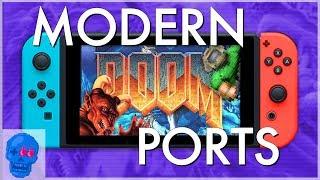 Doom Ports Part 3 - Switch, Xbox, XBLA & iOS   Punching Weight [SSFF]